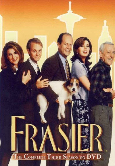 Watch Movie Frasier - Season 3