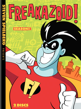 Watch Movie Freakazoid - Season 1