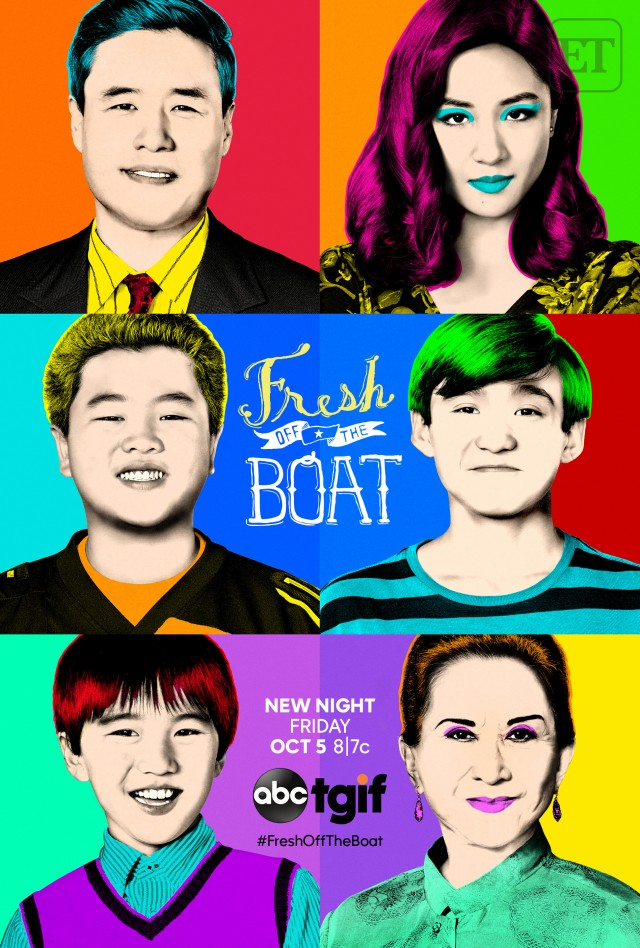 Watch Movie Fresh Off the Boat - Season 5