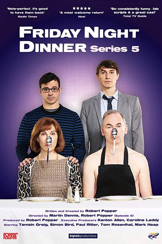 Watch Movie Friday Night Dinner - Season 2