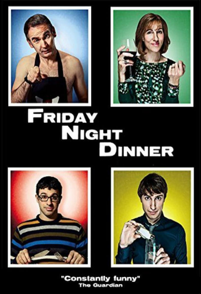 Watch Movie Friday Night Dinner - Season 5