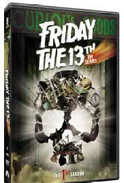 Watch Movie Friday's Curse season 3