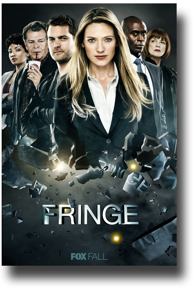 Watch Movie Fringe - Season 3
