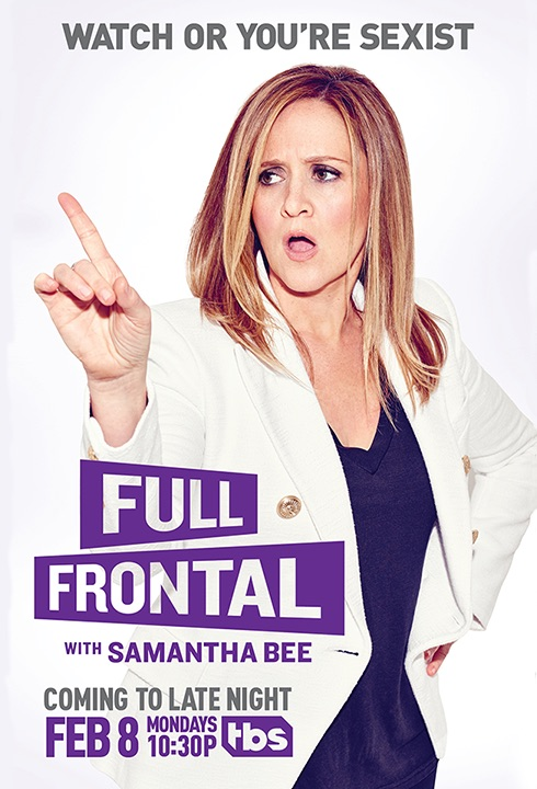 Watch Movie Full Frontal with Samantha Bee - Season 1