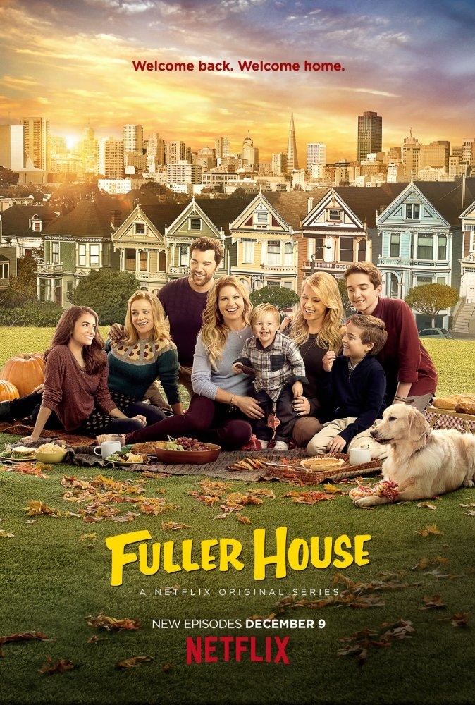 Watch Movie Fuller House - Season 2