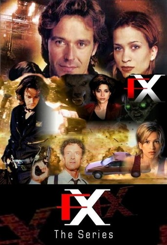 Watch Movie F/X: The Series - Season 2