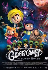 Watch Movie Gadgetgang in Outerspace