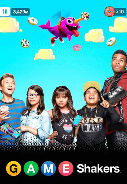 Watch Movie Game Shakers - Season 1