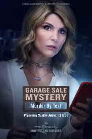 Watch Movie Garage Sale Mystery: Murder by Text