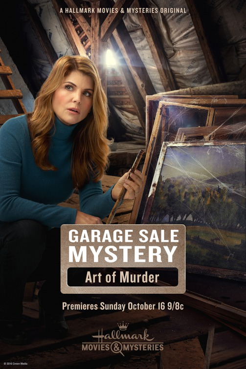 Watch Movie Garage Sale Mystery:The Art of Murder