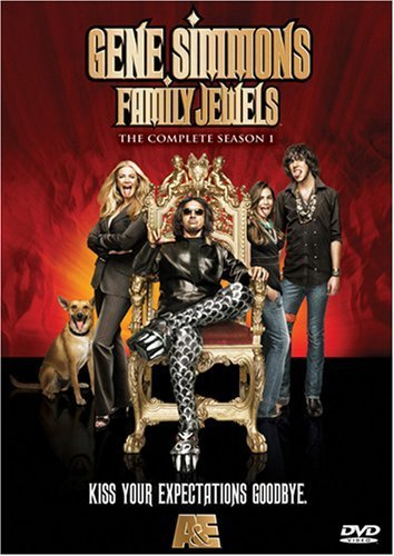 Watch Movie Gene Simmons: Family Jewels - Season 3