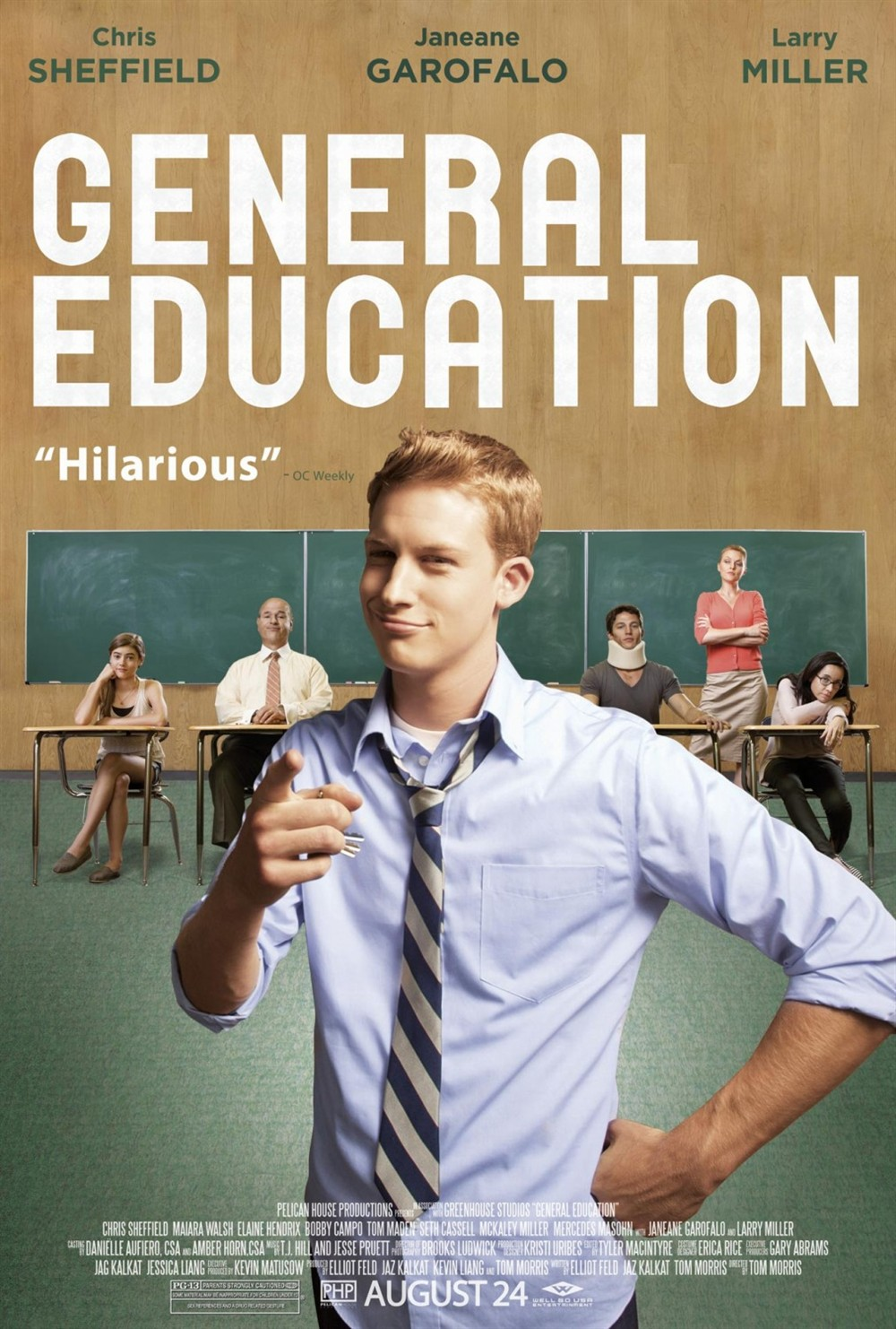 Watch Movie General Education