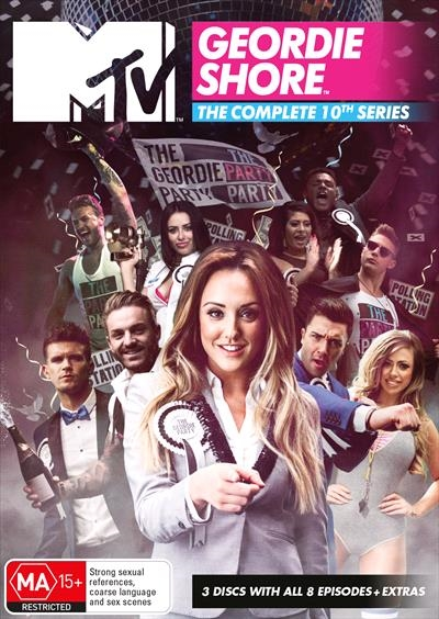 Watch Movie Geordie Shore - Season 13