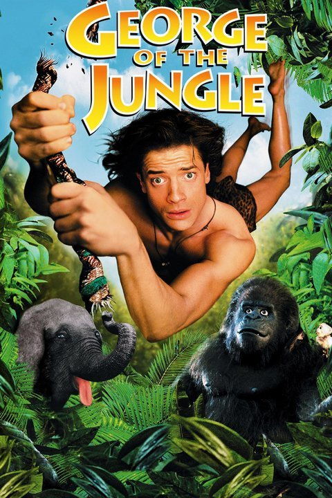 Watch Movie George of the Jungle