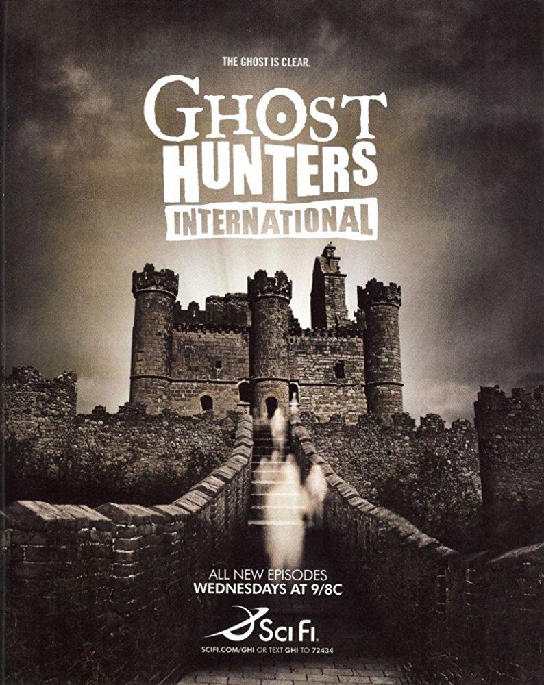 Watch Movie Ghost Hunters International - Season 2