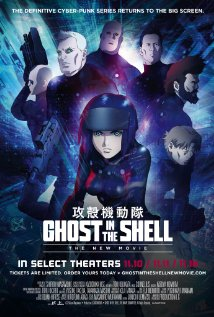 Watch Movie Ghost in the Shell The New Movie