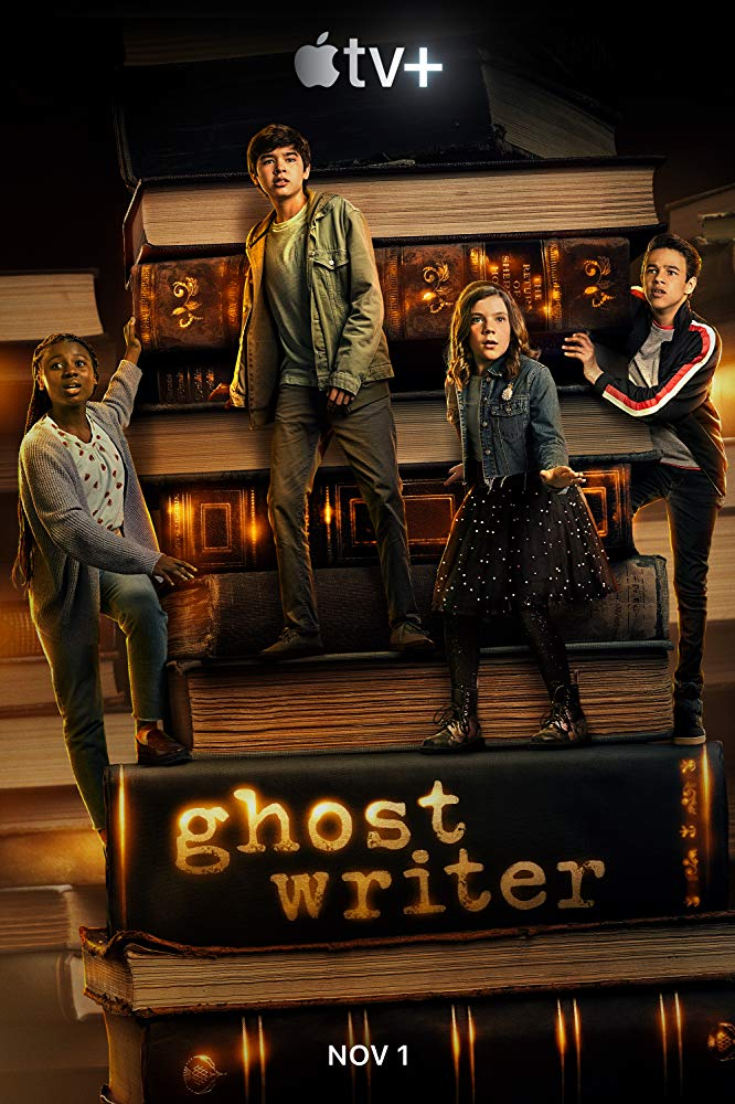 Watch Movie Ghostwriter - Season 1