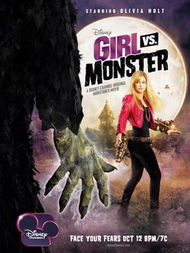 Watch Movie Girl Vs. Monster