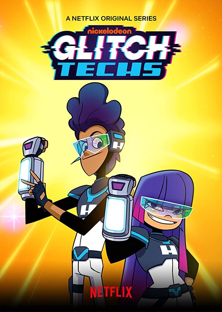 Watch Movie Glitch Techs - Season 2