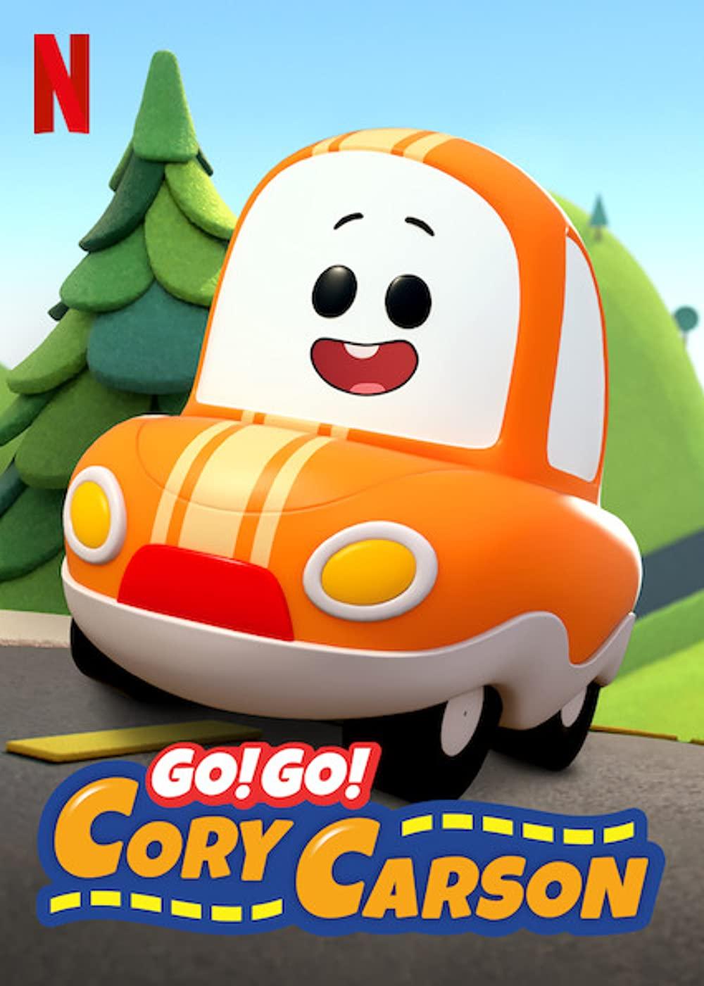 Watch Movie Go! Go! Cory Carson - Season 4