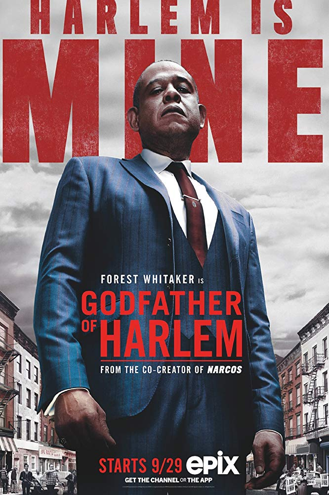 Watch Movie Godfather of Harlem - Season 1