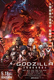 Watch Movie Godzilla: City on the Edge of Battle