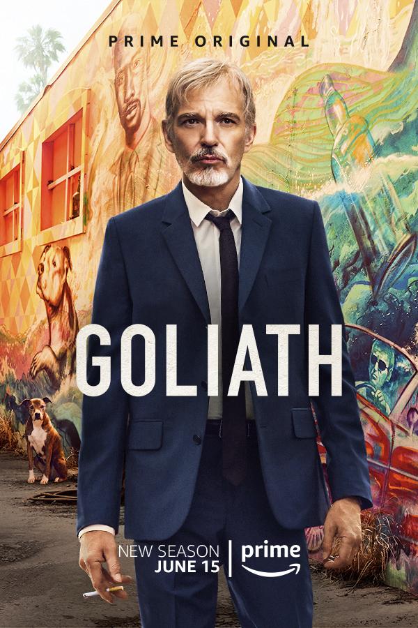 Watch Movie Goliath - Season 3