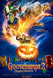 Watch Movie Goosebumps 2: Haunted Halloween