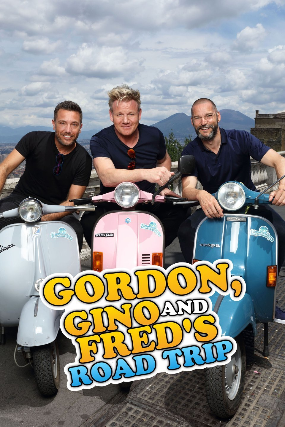 Watch Movie Gordon Ramsay's American Road Trip