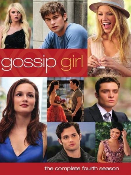 Watch Movie Gossip Girl - Season 4