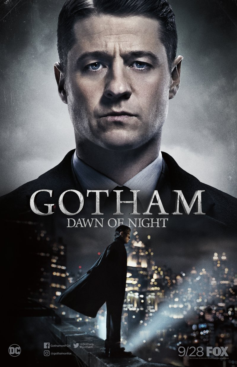 Watch Movie Gotham - Season 4