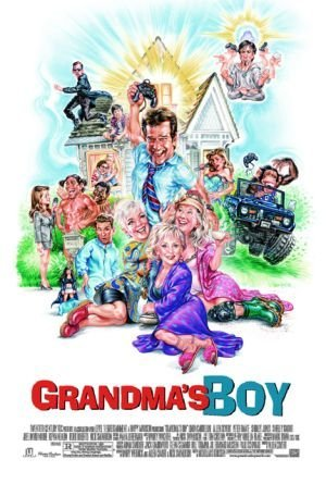 Watch Movie Grandmas Boy