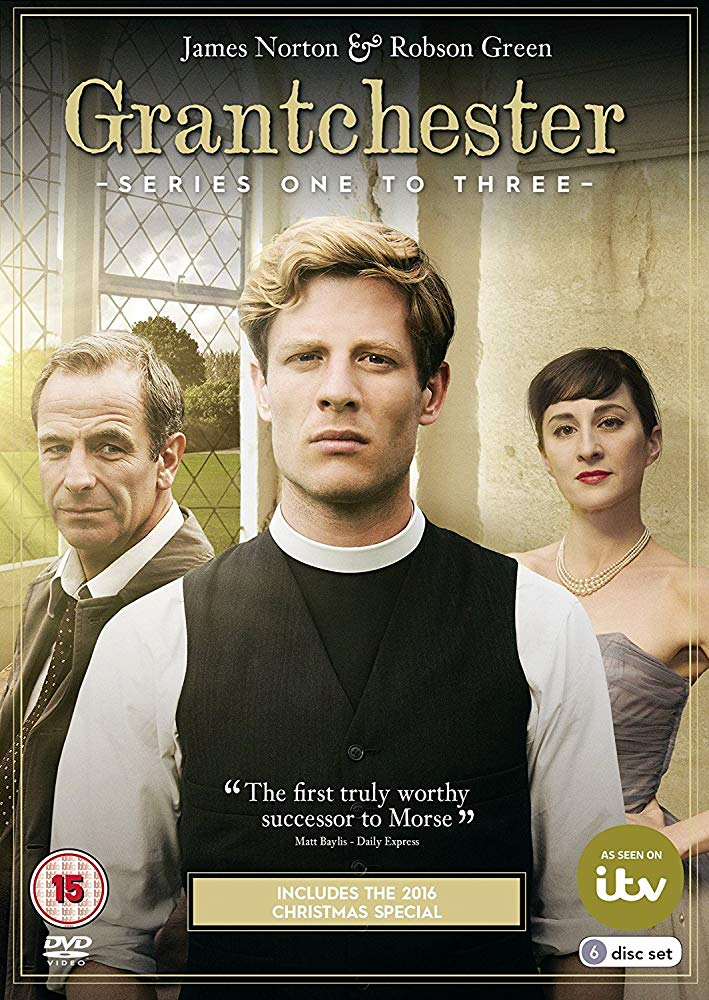 Watch Movie Grantchester - Season 4