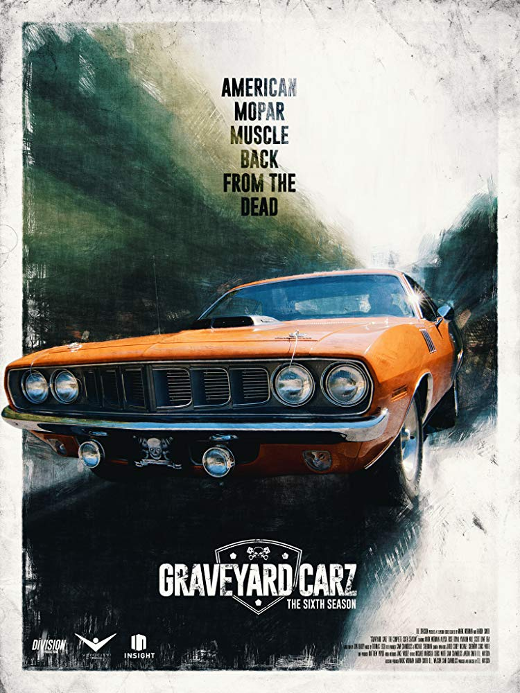 Watch Movie Graveyard Carz - Season 1