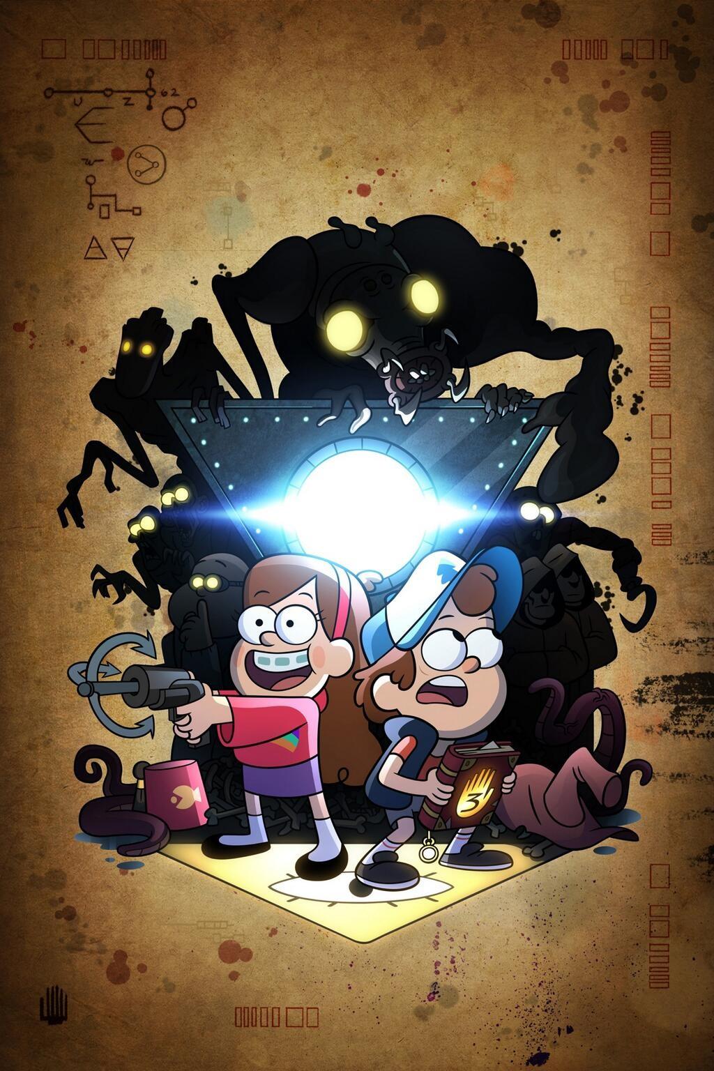 Watch Movie Gravity Falls - Season 2