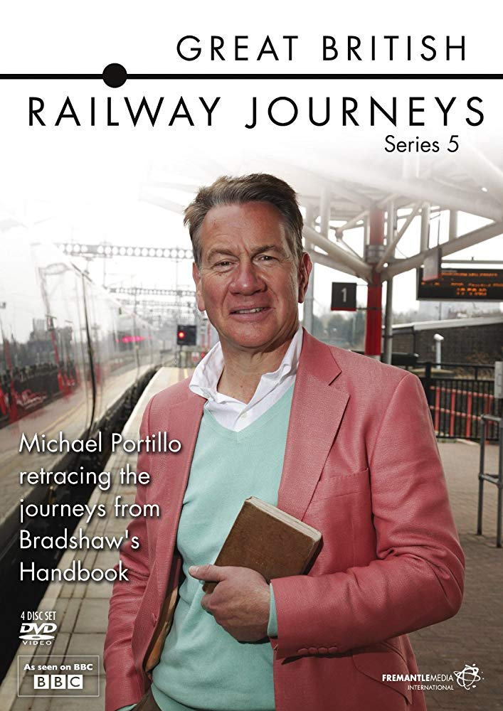 Watch Movie Great British Railway Journeys - Season 5