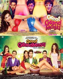 Watch Movie Great Grand Masti 2016