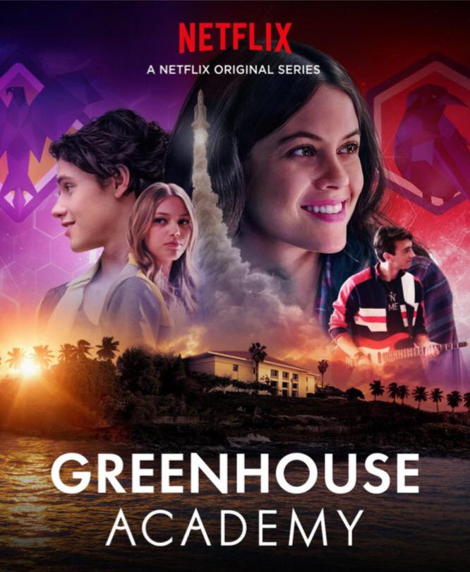 Watch Movie Greenhouse Academy - Season 2