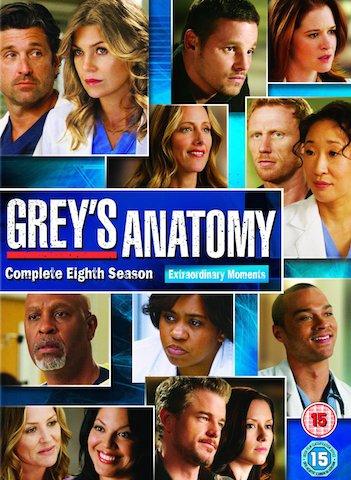 Watch Movie Grey's Anatomy - Season 8