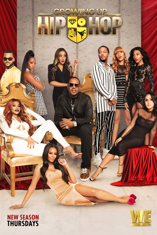 Watch Movie Growing up Hip Hop - Season 4