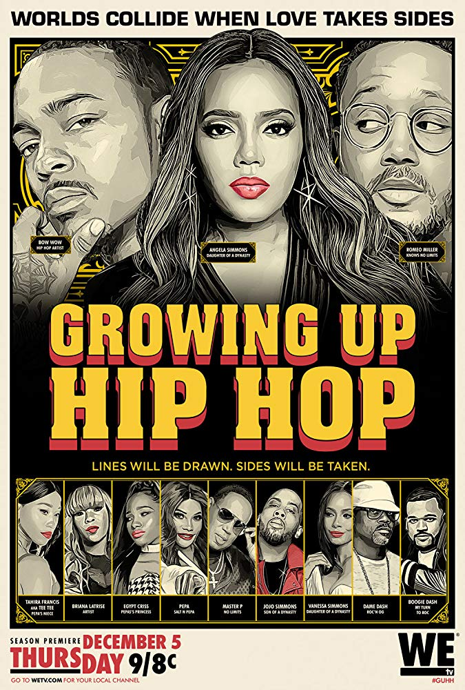 Watch Movie Growing up Hip Hop - Season 6