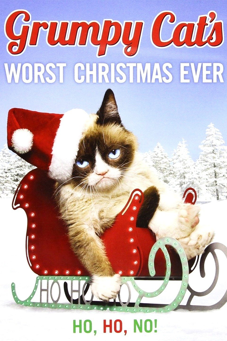 Watch Movie Grumpy Cats Worst Christmas Ever