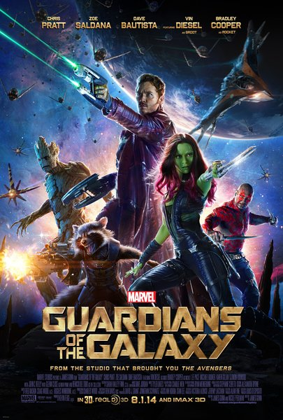 Watch Movie Guardians Of The Galaxy