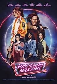 Watch Movie Gunpowder Milkshake
