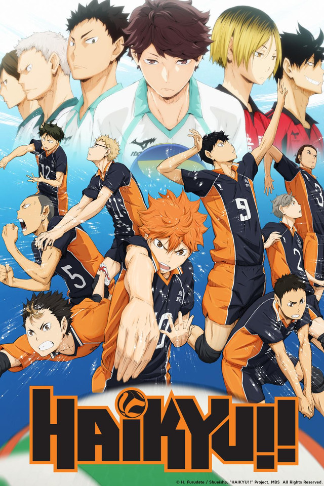 Watch Movie Haikyuu!! - Season 3