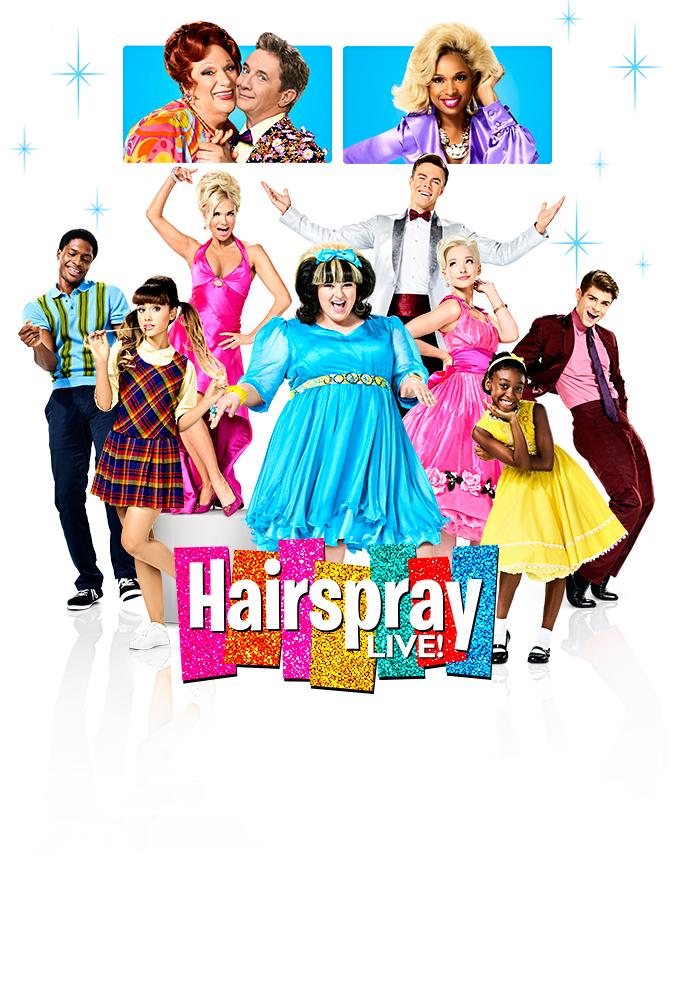 Watch Movie Hairspray Live!