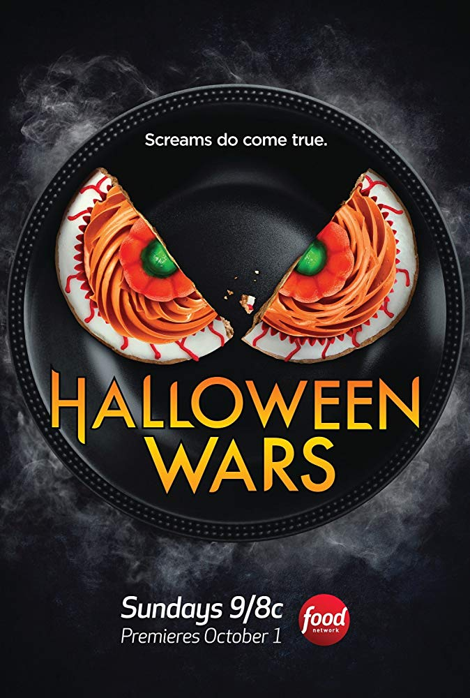 Watch Movie Halloween Wars - Season 1