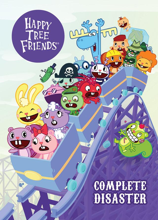 Watch Movie Happy Tree Friends - Season 3