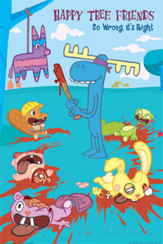 Watch Movie Happy Tree Friends - Season 4