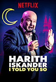 Watch Movie Harith Iskander: I Told You So
